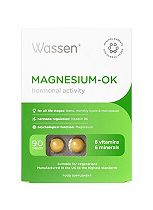Wassen We Support Monthly Cycle. MAGNESIUM OK . 90 tablets