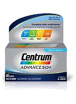 Centrum Advance 50+  - 60 Tablets
