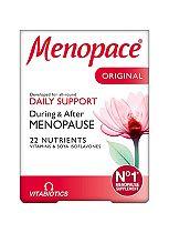 Menopace - 30 tablets