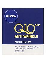 Nivea Daily Essentials  Q10 Plus Anti-Wrinkle Night Cream 50ml