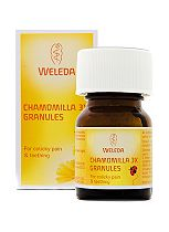 Weleda Chamomilla 3x Granules