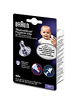 Braun ThermoScan Lens Filter - 40 Pack