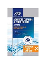 Boots Gas Permeable Advanced Cleaning Travel Pack