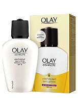 Olay Complete Care Daily UV Fluid SPF15 For Normal to Oily Skin 200ml