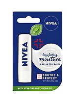 Nivea Soothe & Protect Lip Balm SPF15 For Dry Lips 4.8g