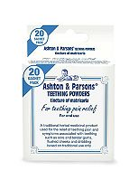 Ashton & Parsons Infants' Powders - 20 Sachets