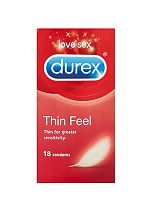 Durex Thin Feel condoms - 18 Condoms