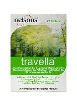 Nelsons Travella - 72 Tablets