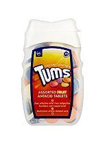 Tums Assorted Fruit Antacid Tablets - 75 Tablets