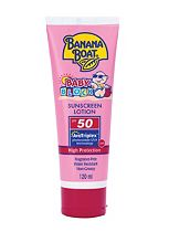 Banana Boat Baby Block Sunscreen Lotion SPF 50 - 1 x 120ml
