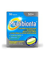 Multibionta 50+ Tablets - 30 Tablets