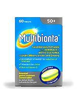 Seven Seas Multibionta Complete Multivitamin 50+ 60 Tablets