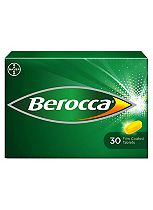 Berocca Film Coated Tablets - Orange 30 tablets