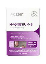 Wassen Magnesium-B - 30 Tablets