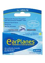 EarPlanes Flight Ear Protection - One Pair