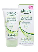 Simple Kind To Skin Protecting Moisture Cream 50ml