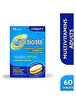 Multibionta Vitality 60 Tablets