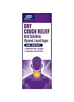 Boots Dry Cough Relief Oral Solution - 150ml