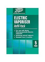 Boots Electric Vaporiser Refill Pack