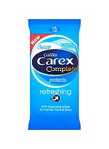 Carex Complete Refreshing Wipes x 15