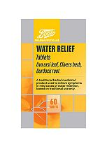 Boots Alternative Water Relief (60 Tablets)