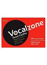 Vocalzone  Throat Pastilles - 24 pastilles