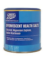 Boots  Effervescent Health Salts (227g)