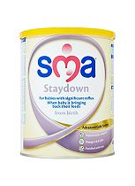 SMA Staydown Anti-Reflux From Birth 900g