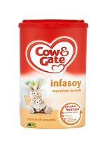 Cow & Gate Infasoy from Birth Onwards 900g