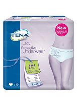 TENA Protective Underwear Large 10s