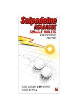 Solpadeine Headache Soluble Tablets - 16