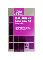 Boots Alternatives Acne Relief - 60 tablets