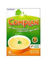 Complan Tasty Chicken Flavour Soup 4 x 55 g
