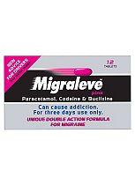 Migraleve Pink - 12 Tablets