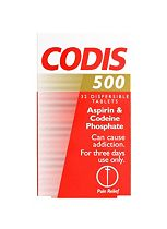 Codis 500 Tablets