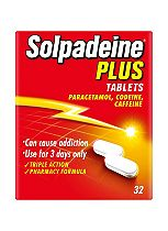Solpadeine Plus Tablets (32)