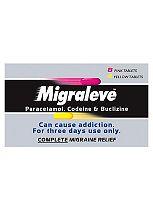 Migraleve - 12 Tablets