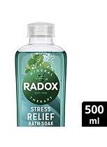 Radox Stress Relief Herbal Bath