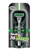 Gillette Mach 3 M3 Power Razor