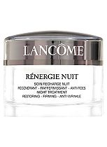 Lancome Renergie Nuit Recharging Night Treatment - Regenerating, Firming, Anti-Wrinkle 50ml - All skin types.
