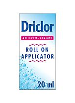 Driclor Solution - Roll-On Applicator