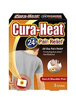 Cura-Heat Back and Shoulder Pain