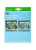 Boots Fun Sunblinds Twin Pack