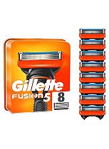 Gillette Fusion Blades 8 Pack