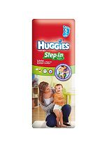 Huggies® Step-In Nappies Size 5 Economy Pack  - 1 x 38 Nappies