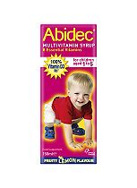 Abidec Multivitamin Syrup - 150ml