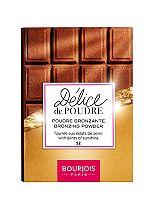 Bourjois Delice de Poudre Bronzing Powder Medium/Dark