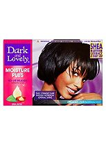 Dark and Lovely Moisture Plus No Lye Relaxer Normal