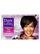 Dark & Lovely Moisture Plus No Lye Relaxer Super