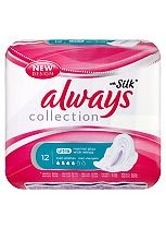 Always with Silk Ultra 12 Normal Plus